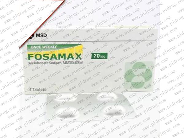 福善美(阿仑膦酸钠片Fosmax plus)