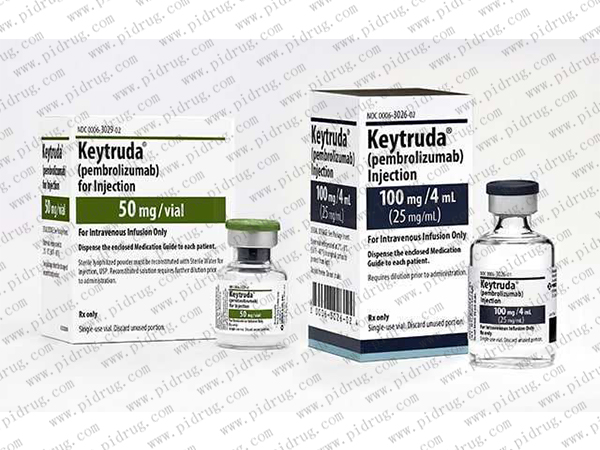 Keytruda(pembrolizumab)注射剂